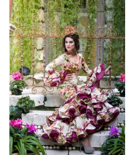 Traje de Flamenca Linaria