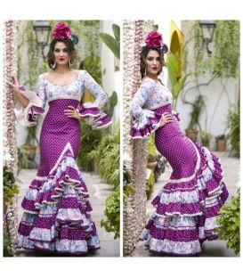 Traje de Flamenca Lirio