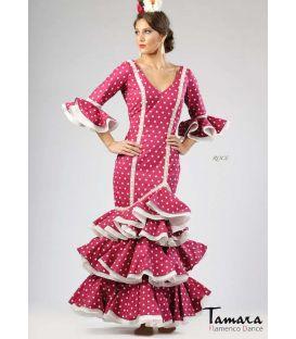 Traje de flamenca Roce