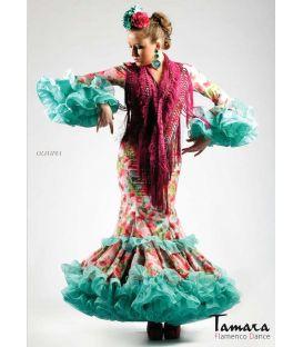 Traje de flamenca Olimpia Superior