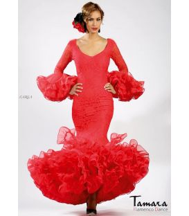 Vestido de flamenca Carla Superior