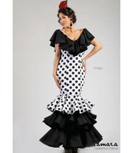 Traje de flamenca Yedra