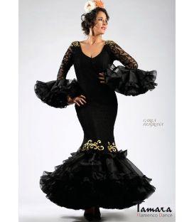 trajes de flamenca 2017 - Roal - Carla adorno filigrana
