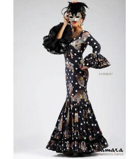 trajes de flamenca 2017 mujer - Roal - Embrujo Super