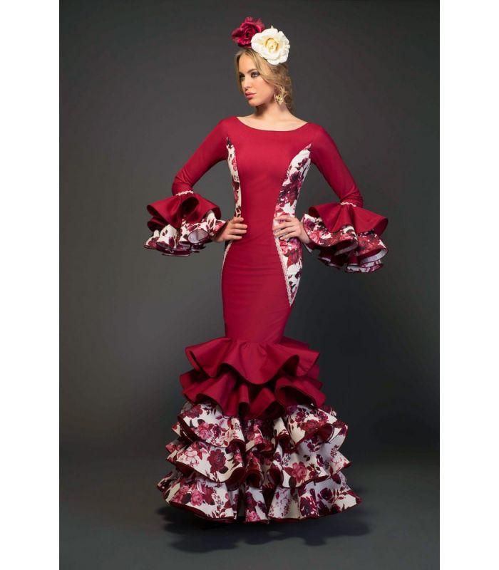 trajes de flamenca 2017 , Aires de Feria , Simpatia
