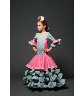 trajes de flamenca 2017 - Aires de Feria - Sueño niña