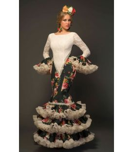 trajes de flamenca 2017 - Aires de Feria - Alhambra