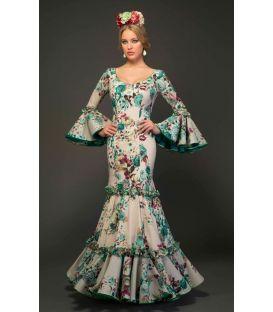 trajes de flamenca 2017 - Aires de Feria - Maravilla Estampado