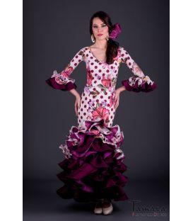 Traje de flamenca Romance Superior