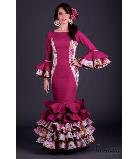 trajes de flamenca 2017 - Aires de Feria - Simpatia Estampado 2