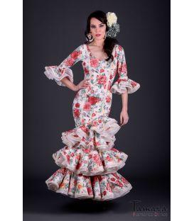 trajes de flamenca 2017 - Roal - Cantares Superior