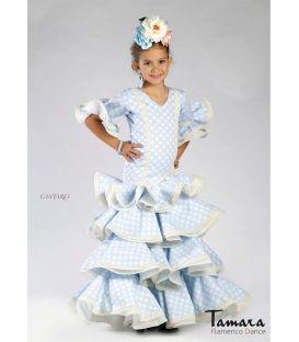 trajes de flamenca 2017 - Roal - Cantares niña