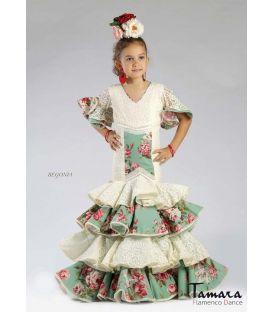trajes de flamenca 2017 - Roal - Begonia niña super