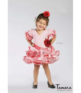 Traje de flamenca Delirio