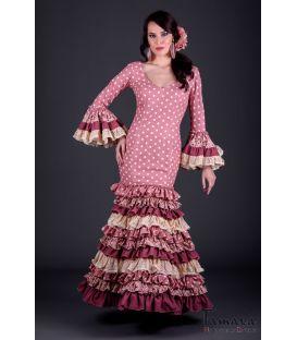trajes de flamenca 2017 - Roal - Jaleo Maquillaje