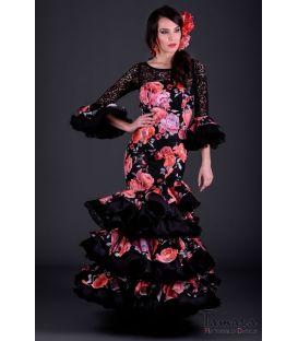 trajes de flamenca 2017 - Roal - Traje de flamenca 2017 Roal