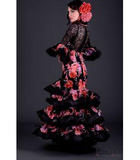 Traje de flamenca 2017 Roal