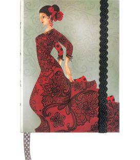 souvenirs flamencos - - Libreta Soleá