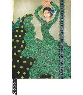 souvenirs flamencos - - Libreta Bulerias