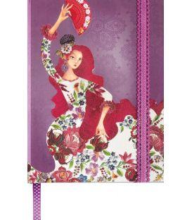 souvenirs flamencos - - Libreta Alegrias