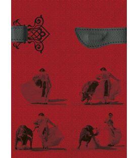 souvenirs flamencos - - Libreta Taurina