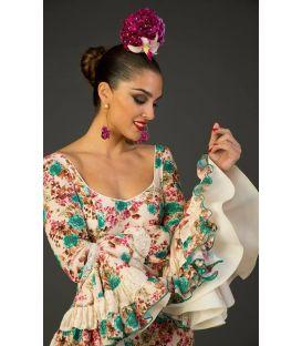 Traje de flamenca Albaicin