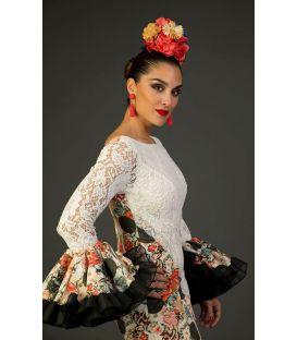 Traje de flamenca Alhambra Estampado 2
