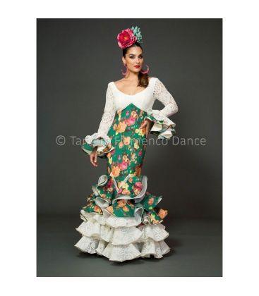trajes de flamenca 2015 mujer - Aires de Feria -