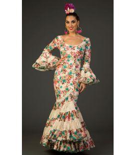 trajes de flamenca 2017 - Aires de Feria - Traje de flamenca Albaicin