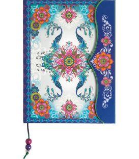 souvenirs flamencos - - Libreta Arabesca Azul