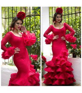Carlina rojo
