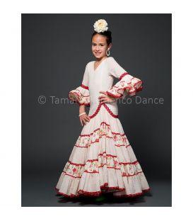 trajes de flamenca 2015 nina - Aires de Feria -