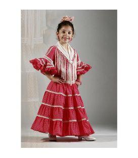 trajes de flamenca 2015 nina - Roal -