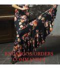 Faldas flamencas de MUJER
