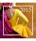 Trajes de Flamenca 2015 Mujer