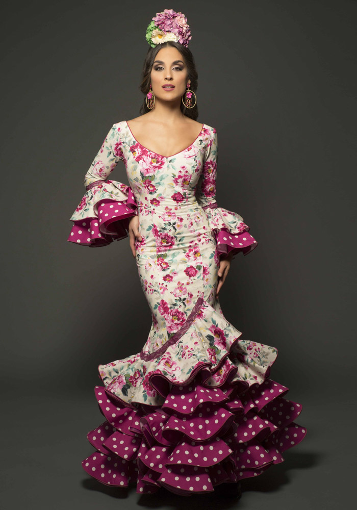 21a1f0a9c21 El Vestido de Flamenca ¿Cual es tu estilo  - El Blog de baile y ...