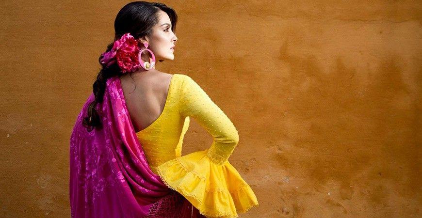 ¿ Flecos o mantoncillo? ¿ Cual es la mejor opción para mi traje de flamenca?